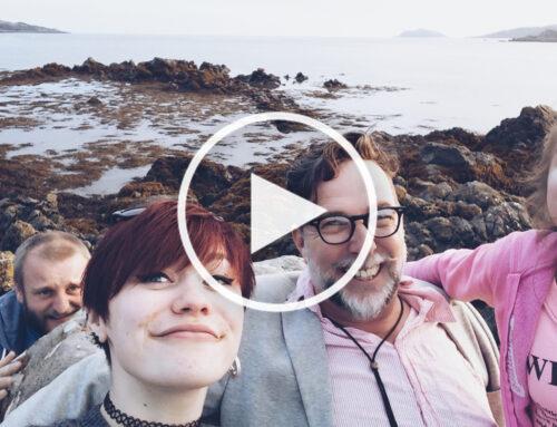 VLOG: Ukulele Extravaganza Oct 2015