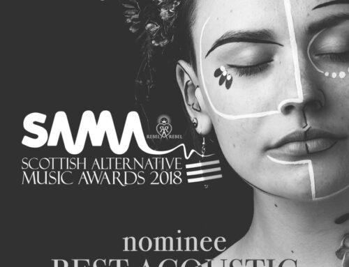Nominated for the Scottish Alternative Music Awards