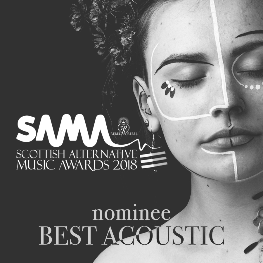 Nominated for the Scottish Alternative Music Awards